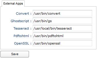 Install on Linux - LogicalDOC Documentation